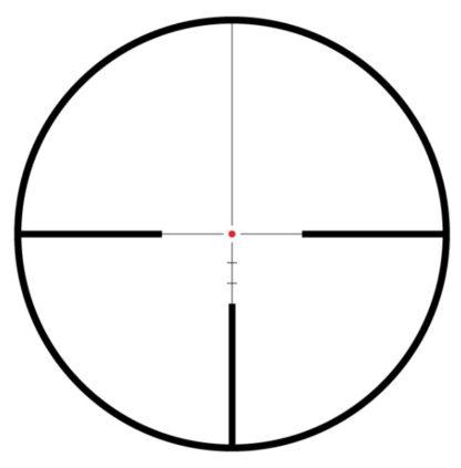 Оптический прицел Hawke Endurance 30 2,5-10х50 IR(LR Dot)