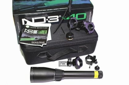 Фонарь BSA ND-3 laser genetics