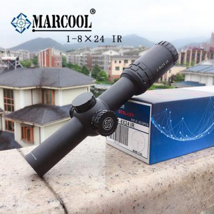 Прицел Marcool STALKER 1-8x24 HD IR