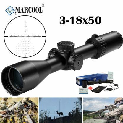 Marcool 3-18x50 сетка